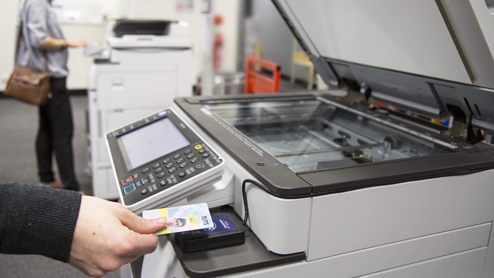 Sử dụng máy photocopy – Nhu cầu thiết yếu của nhiều người