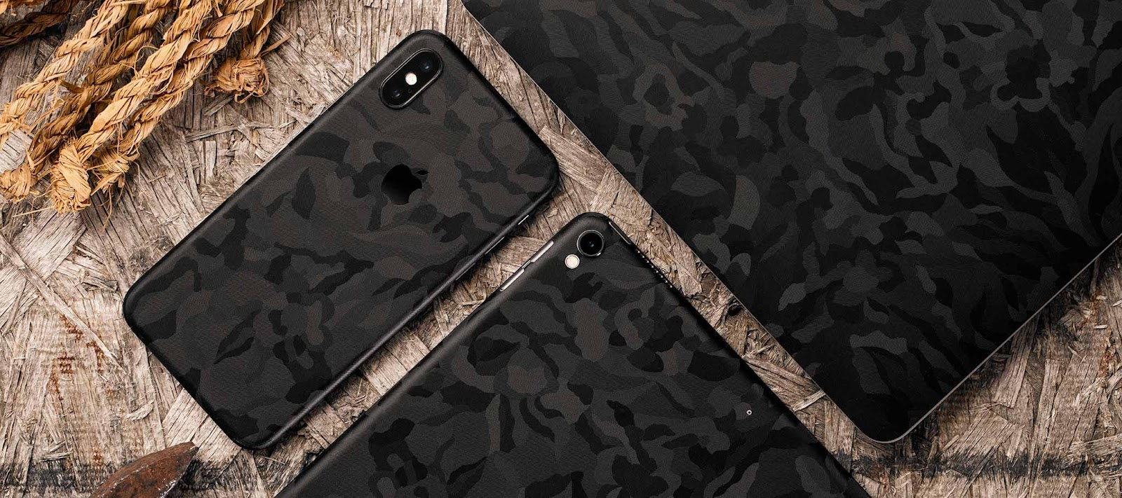 Image result for iphone x dbrand black camo