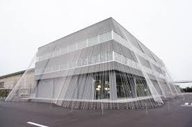Image result for spider web building that resists earthquakes