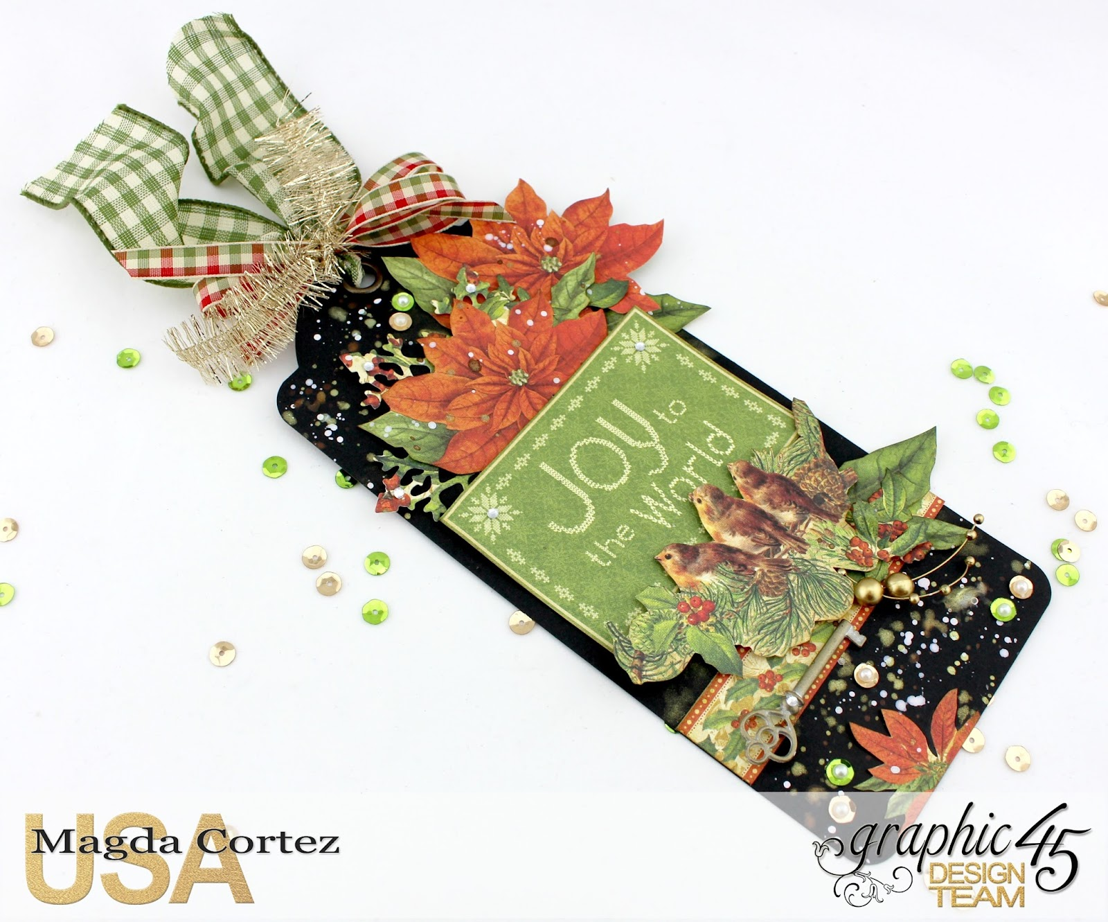 Joy Set of Tags, Winter Wonderland, By Magda Cortez, Product by Graphic 45, Photo 06 of 09.jpg