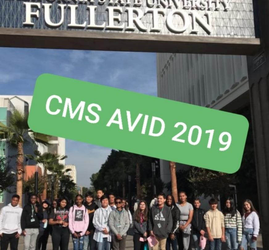 CMS AVID 2019