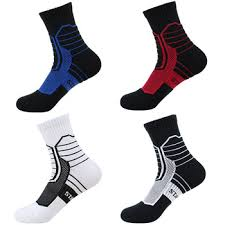 Ankle-high compression socks