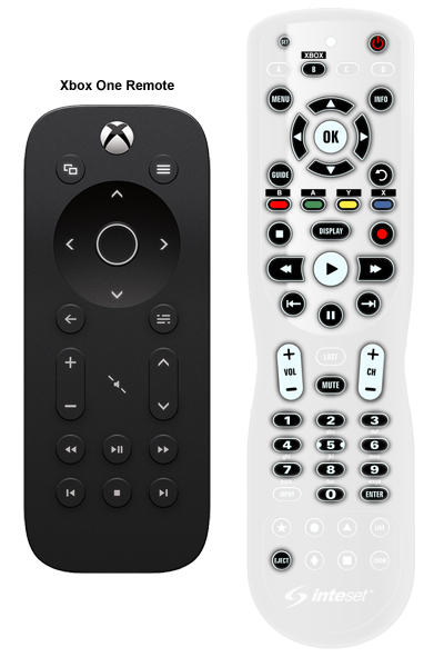 Remotes for Apple TV - Xbox One - Roku