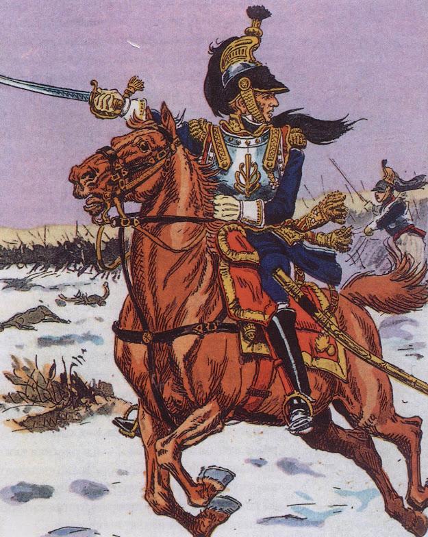 Кавалерийский генерал д,Опуль