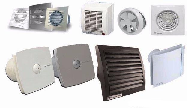 Разнообразие бытовых вентиляторов