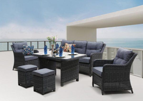 Záhradné sedenie San Diego - atracit