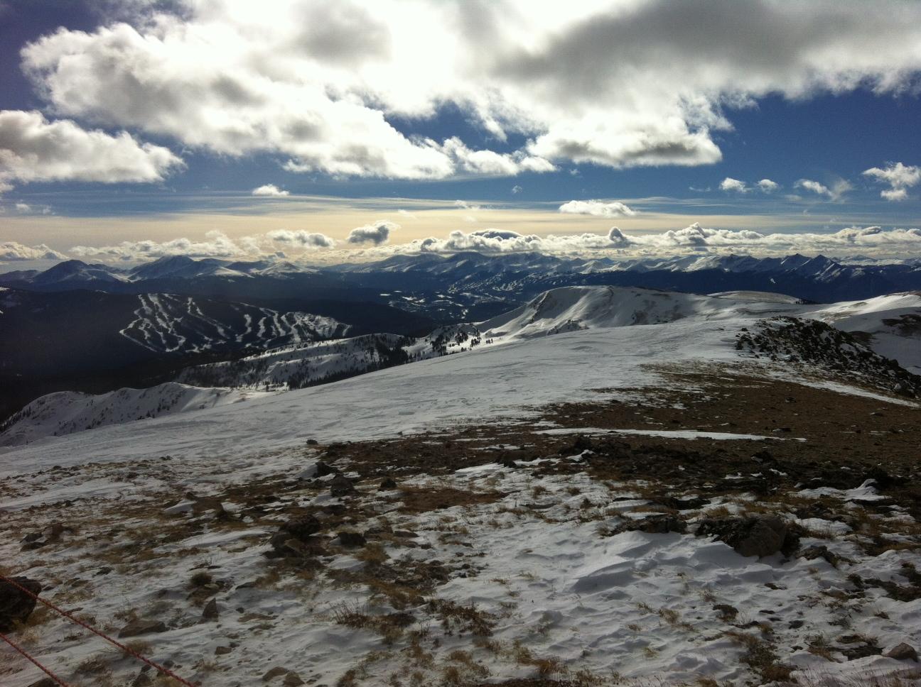 loveland peak view