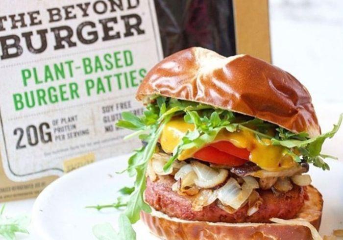 美股投資推薦-Beyond Meat Inc | 植物肉類公司