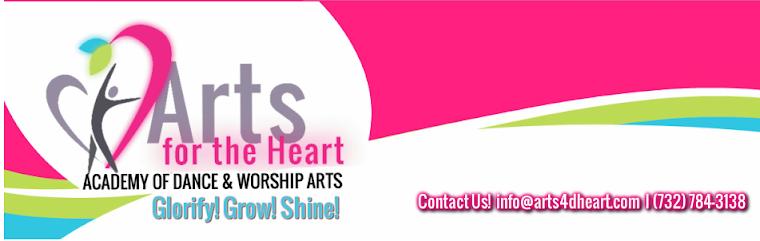 Arts for the Heart Logo
