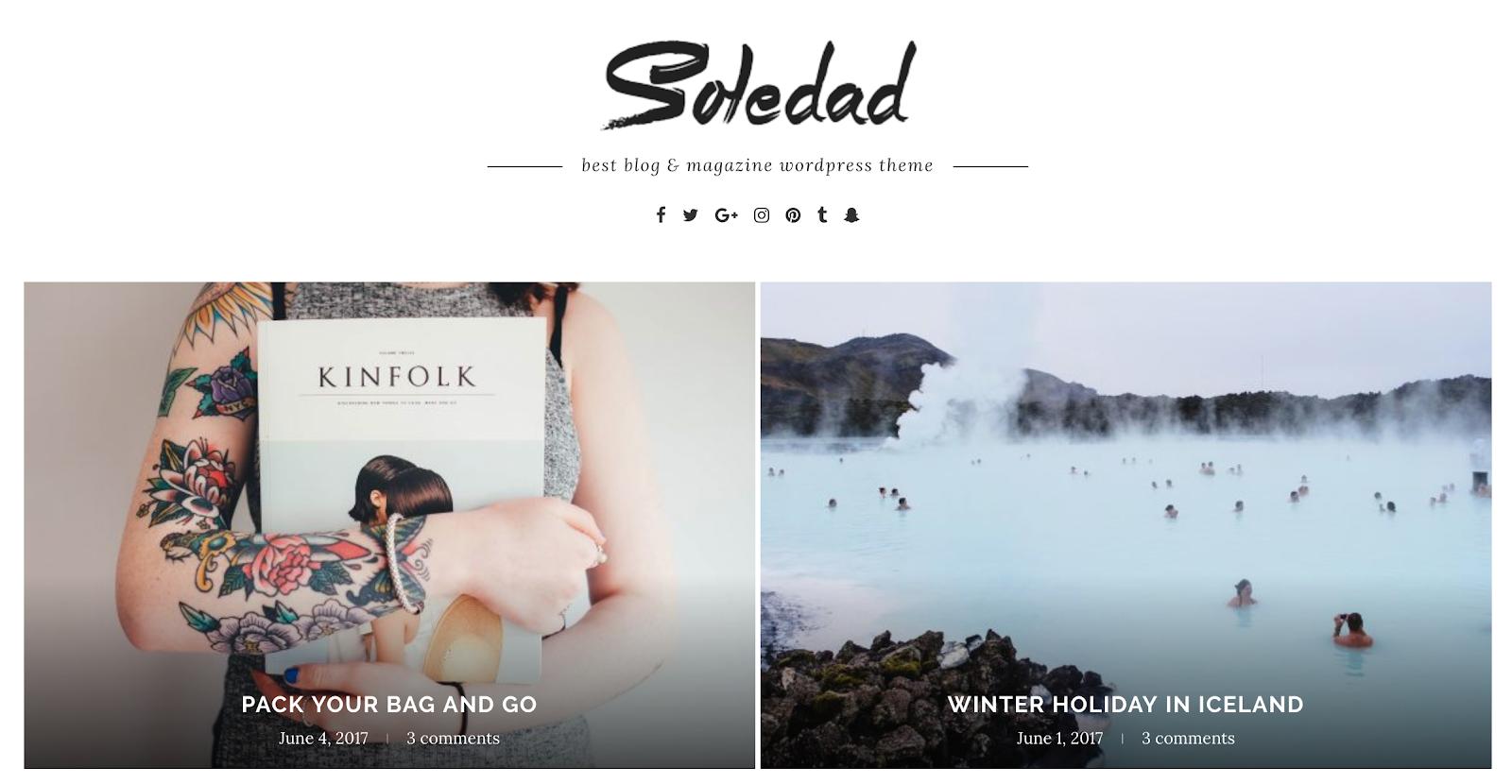 Toolset Documentation for Soledad Theme / PenciDesign
