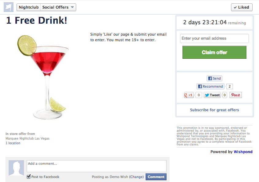 Facebook Marketing for Bars & Nightclubs
