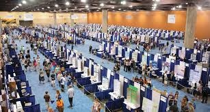 Science Fair Floor