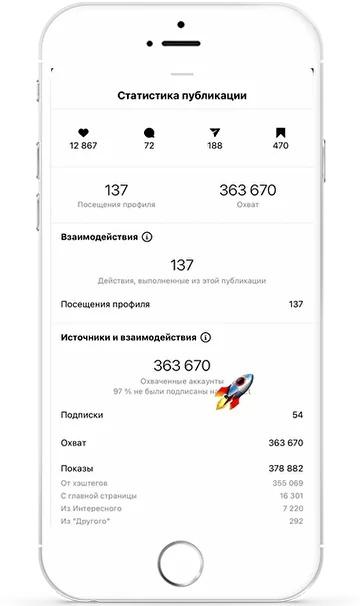 В ТОП ПО ХЕШТЕГАМ в Инстаграм Тренд 2021г. вся правда., изображение №9