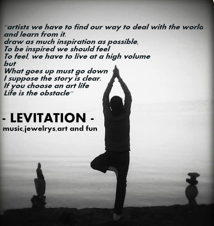 shlomi levitation
