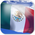 3D Mexico Flag Live Wallpaper+ apk