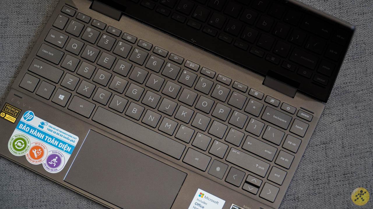 Bàn phím của HP X360 13