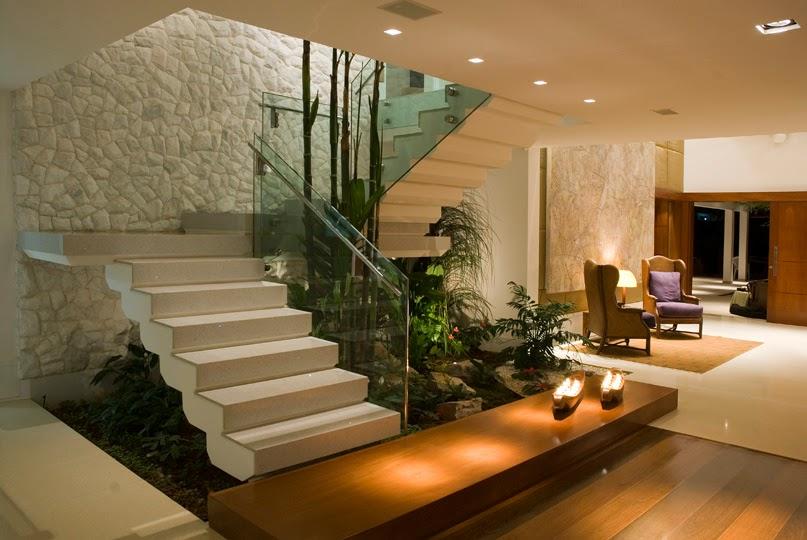 modelos de escadas