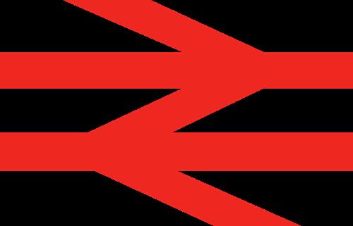 英國國家鐵路Logo