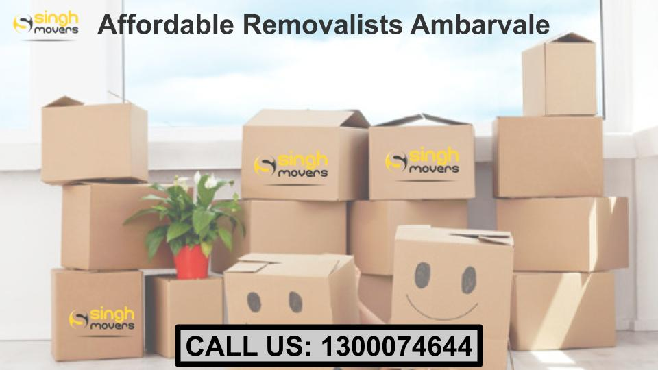 Affordable Removalists Ambarvale
