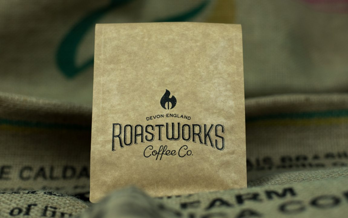 roastworks coffee co packaging