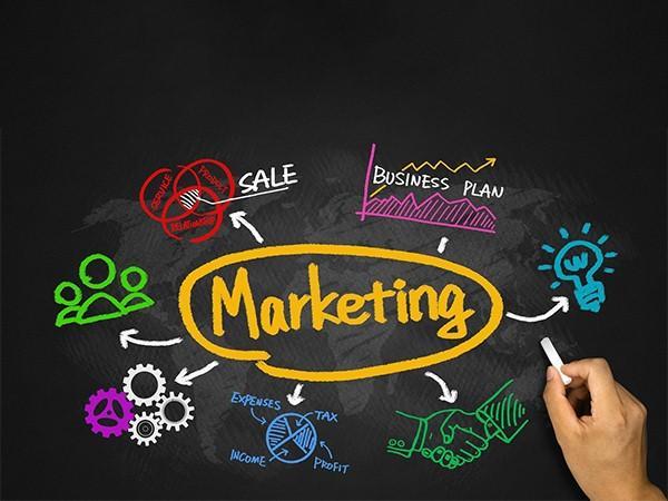 Marketing là một cách thức quảng bá nhanh chóng và mang lại hiệu quả cao nhất
