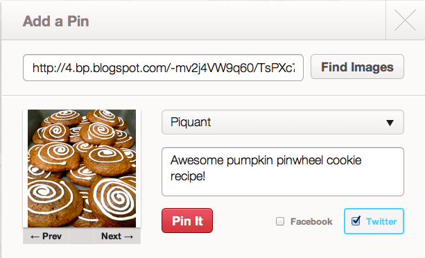 how to add the pin it button to my blog