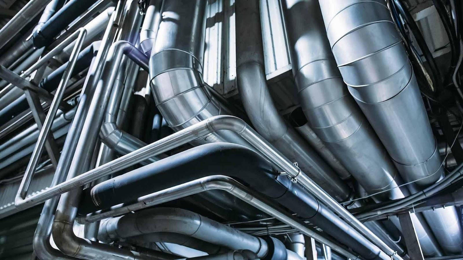 Thép ống có khả năng chịu lực, chịu nhiệt hiệu quả