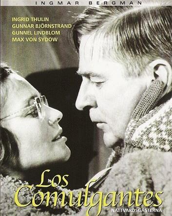 Los comulgantes (1963, Ingmar Bergman)