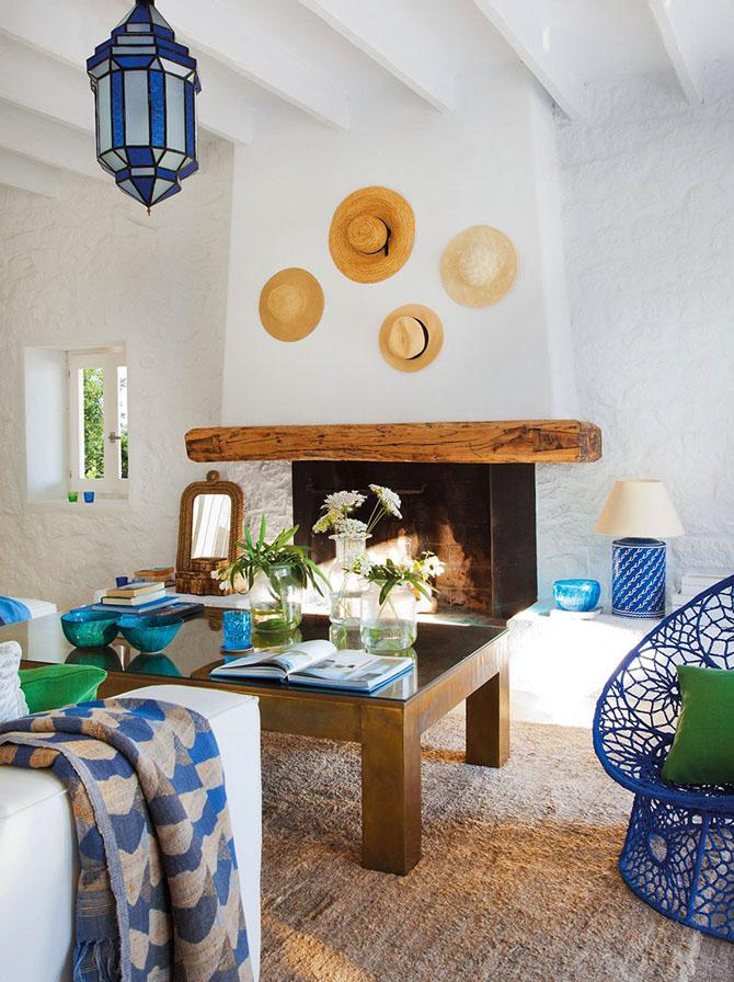 Dosis arquitectura casa de ibiza en el estilo mediterr neo - Salon mediterraneo ...