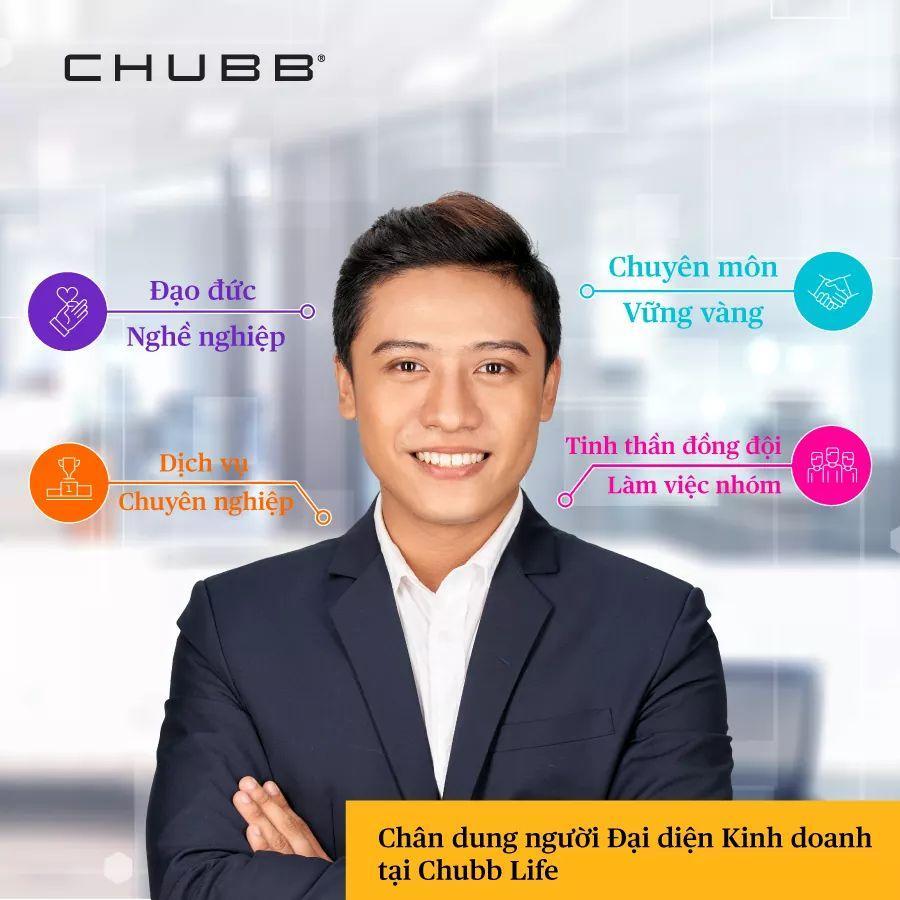 Cơ hội tuyệt vời trở thành tư vấn tài chính của công ty bảo hiểm nhân thọ Chubb Life