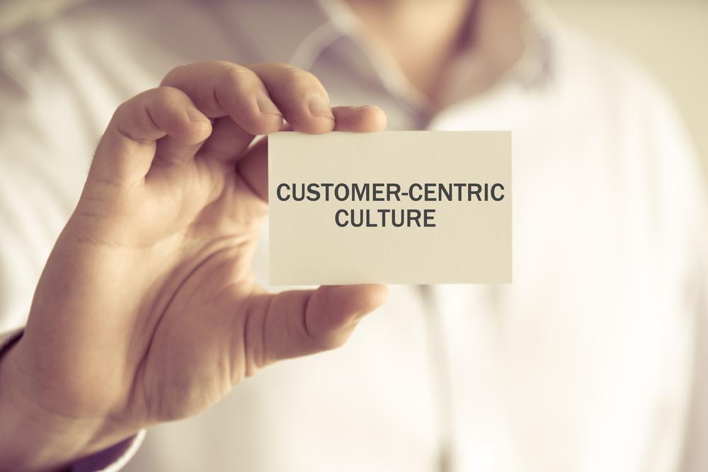 Membangun budaya perusahaan yang customer centric berperan besar bagi kemajuan bisnis