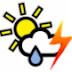 Subida de temperaturas na zona sul do país nesta terça feira