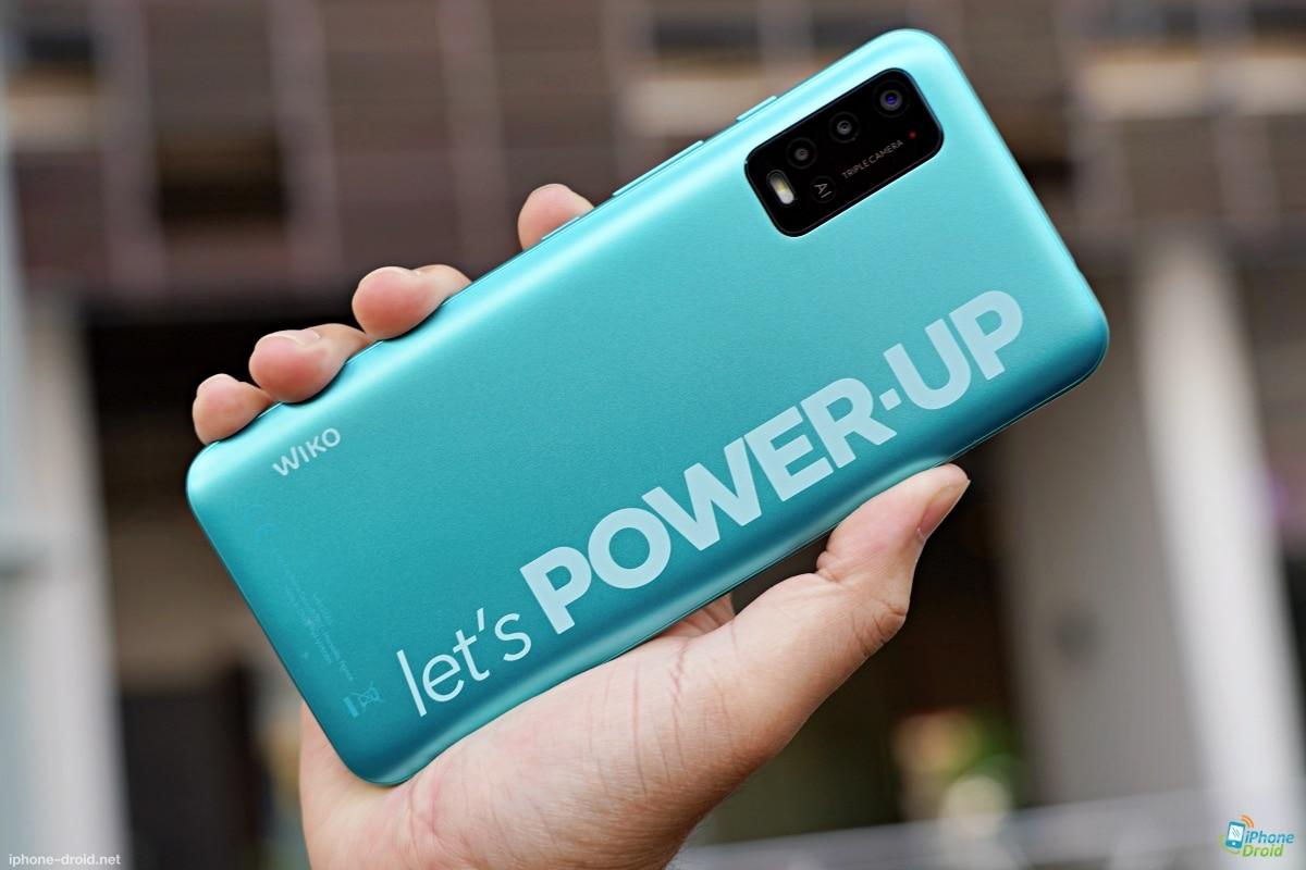 """เปิดตัวสมาร์ทโฟนแบตอึดรุ่นใหม่ """" Wiko Power U20 """"  1"""