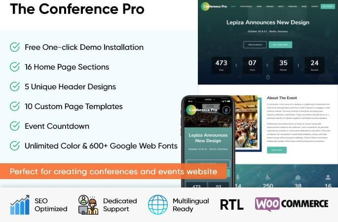 The Conference Pro 1