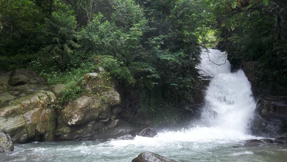 curug panjang best waterfalls near jakarta