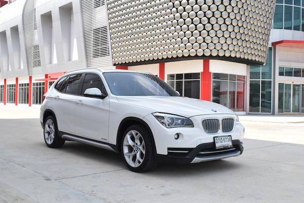 BMW X1 มือสอง สภาพมีอยู่มากในตลาดการตรวจสอบสภาพก่อนตัดสินใจซื้อมีความสำคัญ