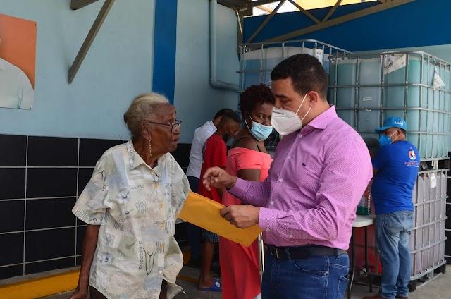 Fundación Richard Ortiz realiza  entrega de insumos de higienización y prevención del Covid-19