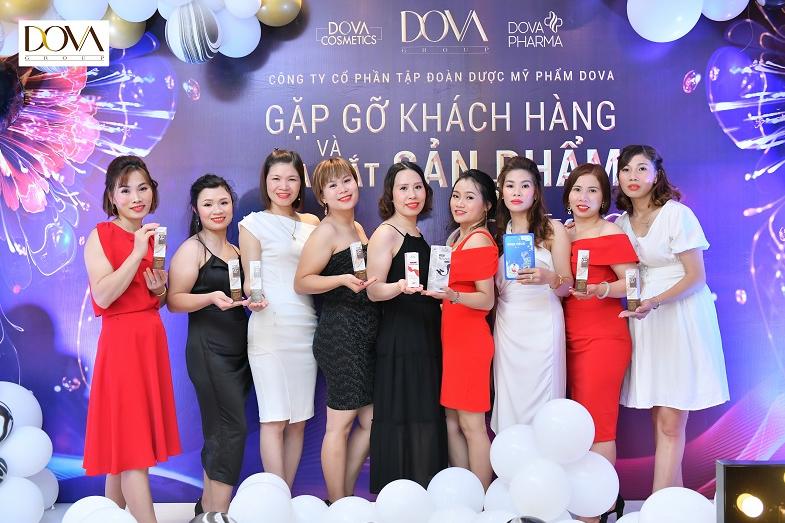 Công ty Dova bùng nổ doanh số tháng 8 cùng Nữ Hoàng Kim Cương Nguyễn Hoan - Ảnh 3