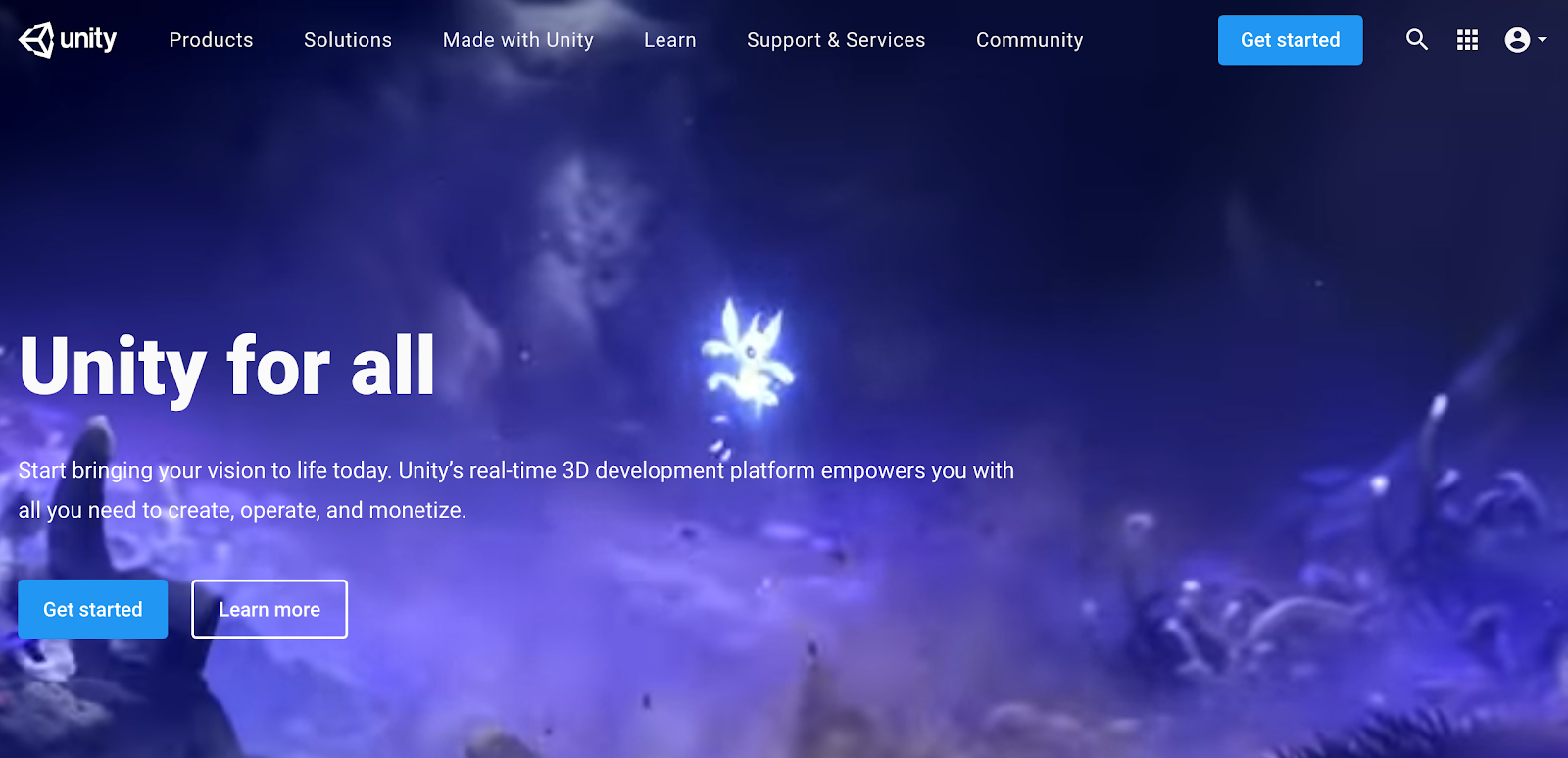 Unity - 3D Development Platform