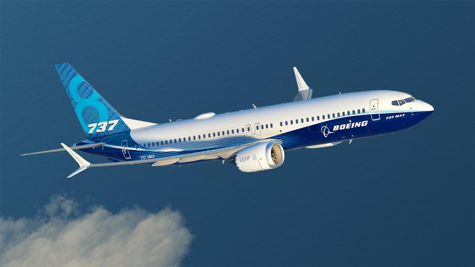 Boeing signs commitments for 40 high-capacity 737 MAX 8s ...