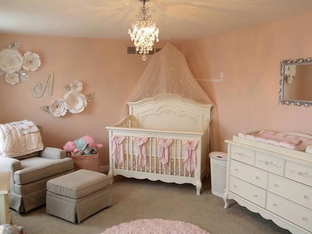 Nursery Little Girl Bedroom Ideas