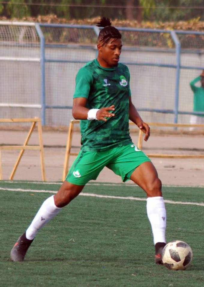 Tebo Franklin Rues Missed Chances Against Adamawa Utd