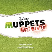 Muppets Most Wanted (Original Score)