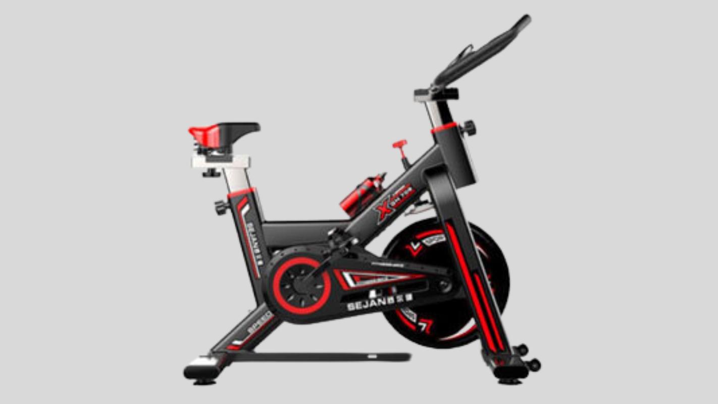 6. จักรยานออกกำลังกาย Exercise Spin Bike