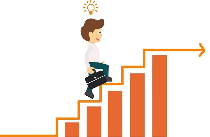 Картинки по запросу карьерная лестница
