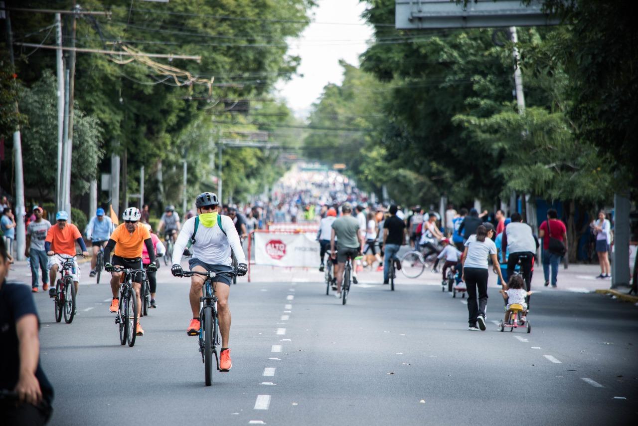 O Via RecreActiva é inspirado em ações de Bogotá. (Via RecreActiva/Reprodução)