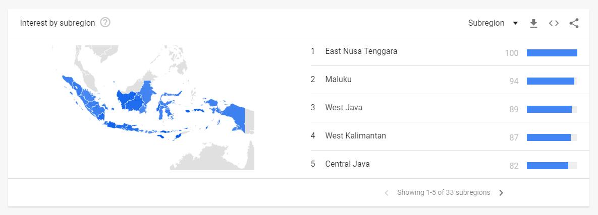 43+ Cara Mencari Trending Di Google Terbaru