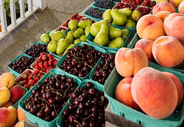 fruit Kelowna