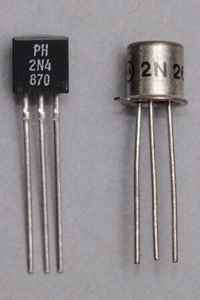 Transistor mối đơn cực - UJT
