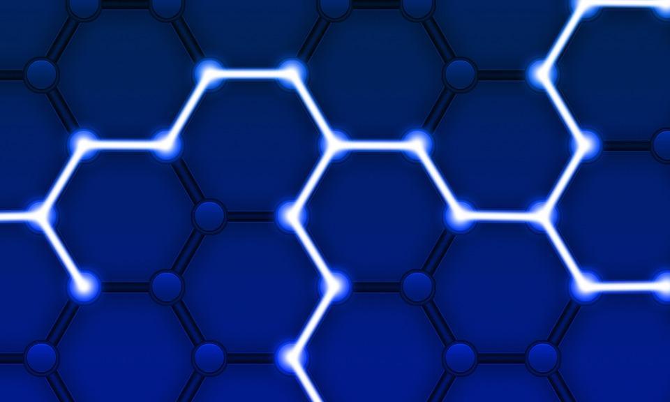 Blockchain, Network, Business, Technology, E-Business